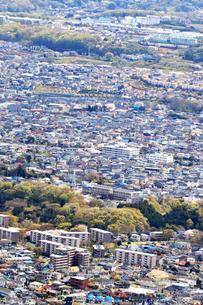 郊外の住宅街の写真素材 [FYI03120905]