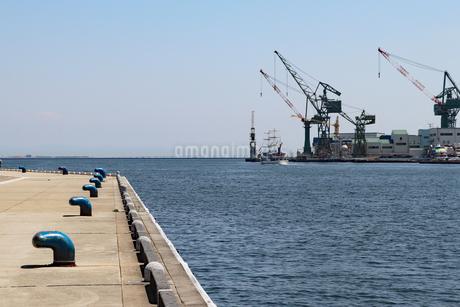 港の風景の写真素材 [FYI03121057]