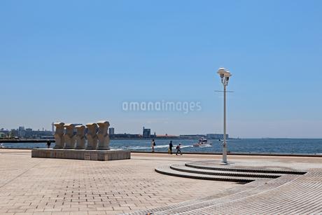 海辺の風景の写真素材 [FYI03121060]