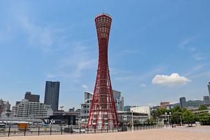 神戸ポートタワーの写真素材 [FYI03121070]