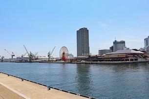 神戸ハーバーランドの写真素材 [FYI03121071]