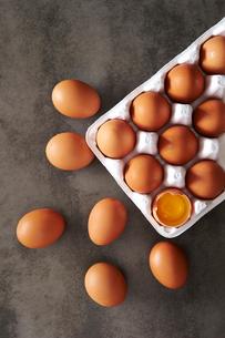 卵の写真素材 [FYI03121342]