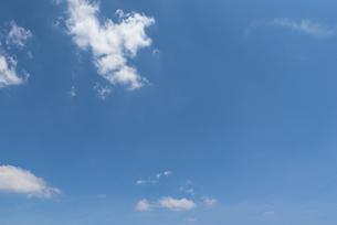青空の写真素材 [FYI03121398]
