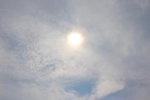 曇り空の写真素材 [FYI03121399]