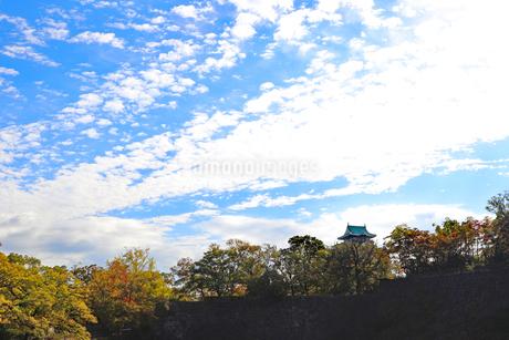 秋の大阪の写真素材 [FYI03121595]