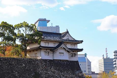 大阪城・乾櫓の写真素材 [FYI03121612]