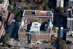 空撮 愛知県庁舎 国重要文化財の写真素材 [FYI03122198]