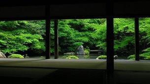 庭園の写真素材 [FYI03122982]