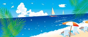 Summerのイラスト素材 [FYI03123069]