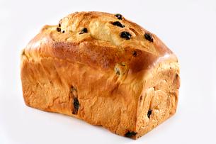 焼きたてのぶどうパンの写真素材 [FYI03123203]
