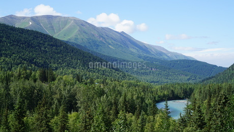 アラスカ Seward アメリカ 1の写真素材 [FYI03123538]