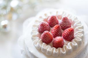バースデーケーキの写真素材 [FYI03123762]