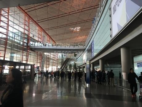 中国の空港 北京空港の写真素材 [FYI03123958]