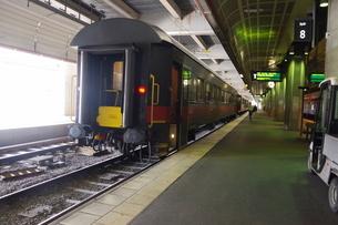 長距離列車の写真素材 [FYI03124070]