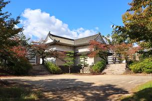 大阪城・乾櫓の写真素材 [FYI03124273]
