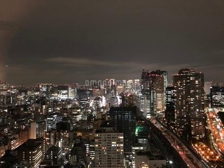 夜景の写真素材 [FYI03124446]