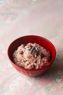 お赤飯の写真素材 [FYI03124484]