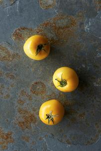 黄色トマトの写真素材 [FYI03124841]