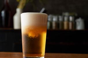 ビールの写真素材 [FYI03124990]