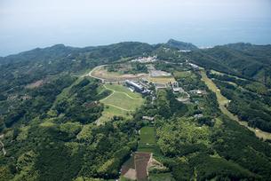 空撮 日本平より 駿河湾の写真素材 [FYI03125222]