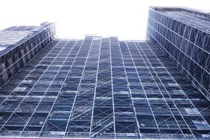 建築中のビルの写真素材 [FYI03125341]