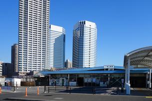 JR 新川崎駅の写真素材 [FYI03125374]