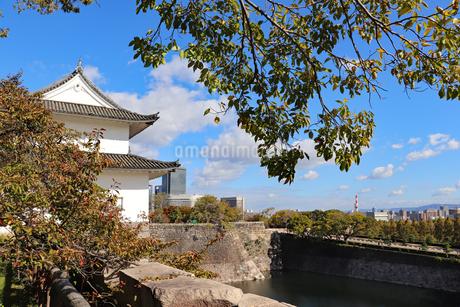 お城の風景の写真素材 [FYI03125484]