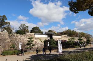大阪城公園の写真素材 [FYI03125488]
