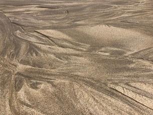 砂模様の写真素材 [FYI03125798]