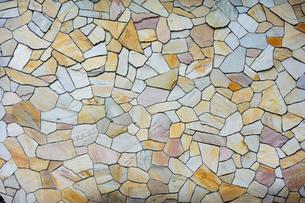 石材のパターンの写真素材 [FYI03125951]