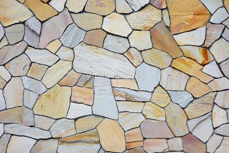 石材のパターンの写真素材 [FYI03125952]
