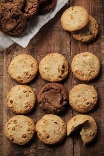 クッキーの写真素材 [FYI03126005]