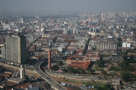 サンパウロの市街風景の写真素材 [FYI03126197]
