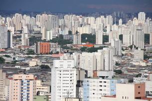 サンパウロの市街風景の写真素材 [FYI03126199]