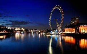 ロンドンアイの写真素材 [FYI03126218]