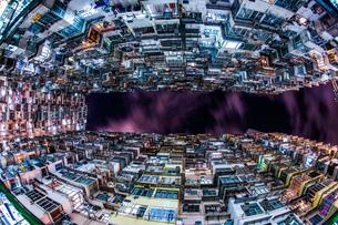 香港の集合住宅・高層マンション(Quarry Bay)の写真素材 [FYI03126871]