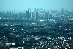 ランドマークタワーから見える街並みの写真素材 [FYI03126875]