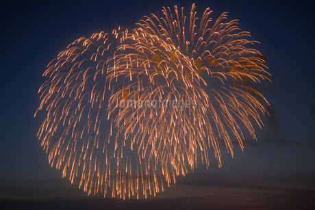 打ち上げ花火の写真素材 [FYI03126928]