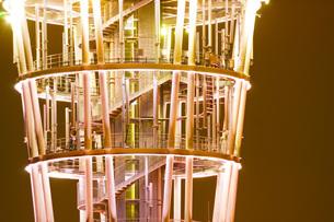 江ノ島の灯台の写真素材 [FYI03127003]