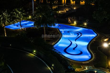 ラグジュアリーホテルのイメージ(スリランカ・キャンディー)の写真素材 [FYI03127031]