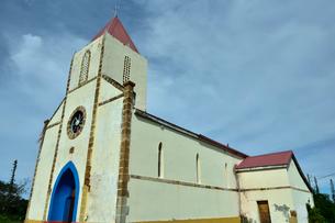 ニューカレドニア ムリ島にあるムリ教会の写真素材 [FYI03127274]