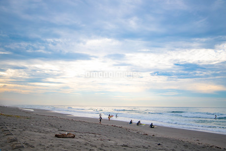 海の写真素材 [FYI03127293]
