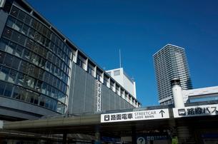 広島駅南口の写真素材 [FYI03127595]