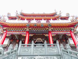 台湾 お寺(神社) 崇拝の写真素材 [FYI03128332]