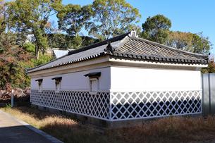 大阪城の金蔵の写真素材 [FYI03128460]