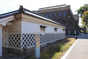 大阪城の金蔵の写真素材 [FYI03128461]