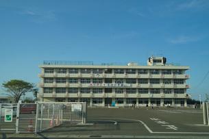 荒浜小学校(宮城県仙台市)の写真素材 [FYI03128603]