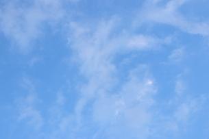 青空と雲 3の写真素材 [FYI03129292]