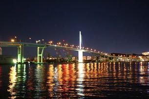 荒津大橋の写真素材 [FYI03129309]