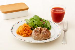 健康的な朝食の写真素材 [FYI03129565]